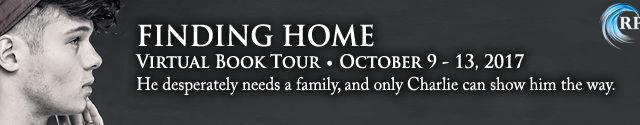 Blog Tour: Exclusive Excerpt & Giveaway -- Garrett Leigh - Finding Home