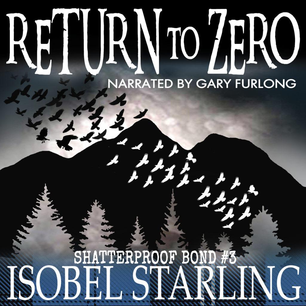 AUDIOBOOK COVER RETURN TO ZERO