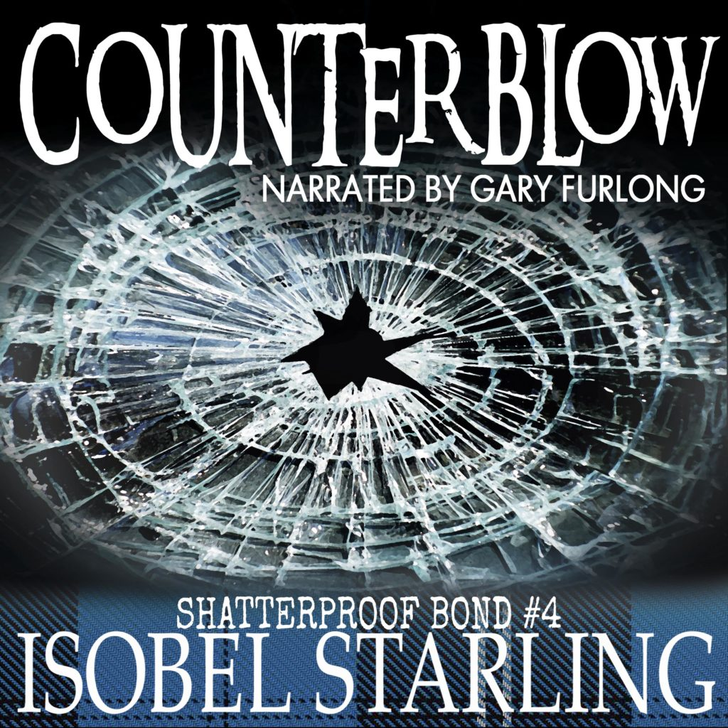 AUDIOBOOK COVER counterblow