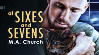 Spotlight incl Exclusive Excerpt: M.A Church - At Sixes and Sevens (Fur, Fangs and Felines)