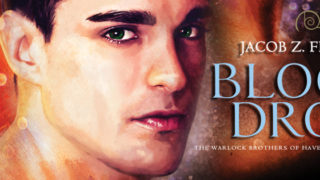 Blog Tour: Guestpost, Exclusive Scene & Giveaway -- Jacob Z. Flores - Blood Drop