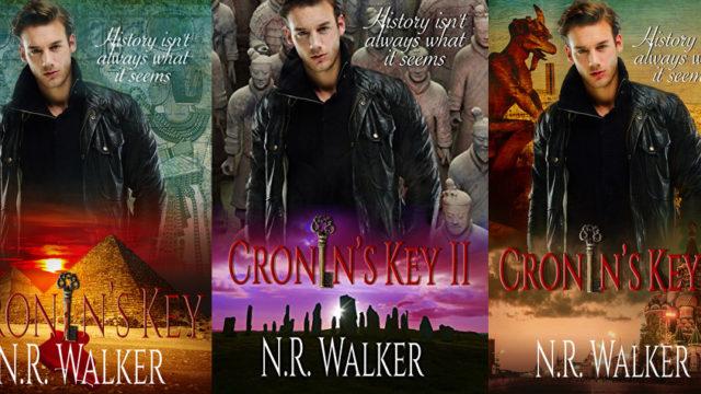 NR Walker's Audio Adventures with Joel