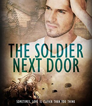 Release Day Review: The Soldier Next Door by Brigham Vaughn
