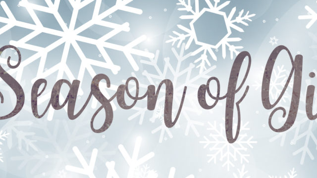 The Season of Giving
