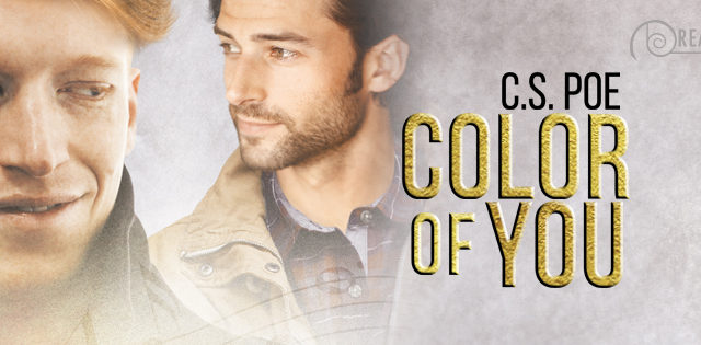 Blog Tour: Guestpost incl Excerpt & Giveaway -- C.S. Poe - Color of You