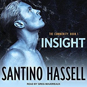 Audio Book Review: Insight by Santino Hassell (Author) & Greg Boudreaux (Narrator)