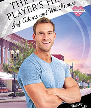 Release Day Review: The Hockey Player's Heart (Dreamspun Desires #50) Jeff Adams & Will Knauss
