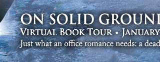 Blog Tour: Guestpost & Giveaway -- Quinn Anderson - On Solid Ground