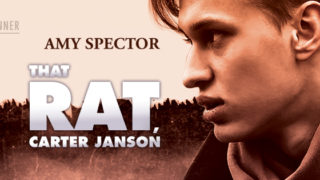 Guestpost, Exclusive Excerpt & Giveaway: Amy Spector - The Rat, Carter Janson