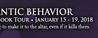 Blog Tour: Guestpost & Giveaway -- Cari Z. & L.A Witt - Romantic Behavior (Bad Behavior #4)