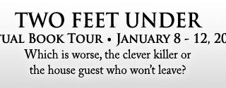 Blog Tour: Guestpost & Giveaway -- Charlie Cochrane - Two Feet Under