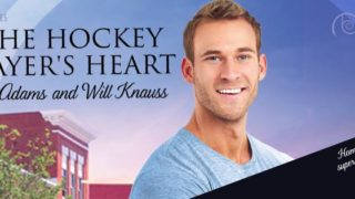 Blog Tour: Guestpost & Giveaway -- Jeff Adams and Will Knauss - The Hockey Player's Heart