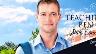Spotlight incl Guestpost: Shae Connor - Teaching Ben (Dreamspun Desires)