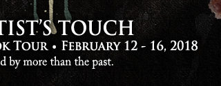 Blog Tour: Guestpost & Giveaway -- E.J Russell - The Artist's Touch