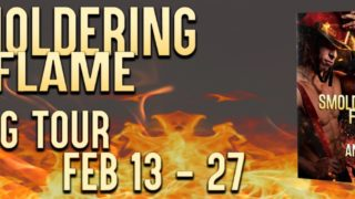 Blog Tour: Guestpost, Excerpt & Giveaway -- Andrew Grey - Smoldering Flame (Rekindled Flame #3)