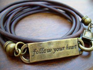 swannHeart Bracelet